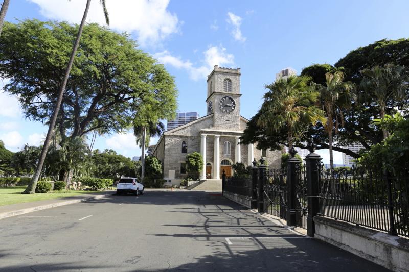 人気のハワイウェディング カワイアハオ教会へ名古屋からお得に出発しよう!