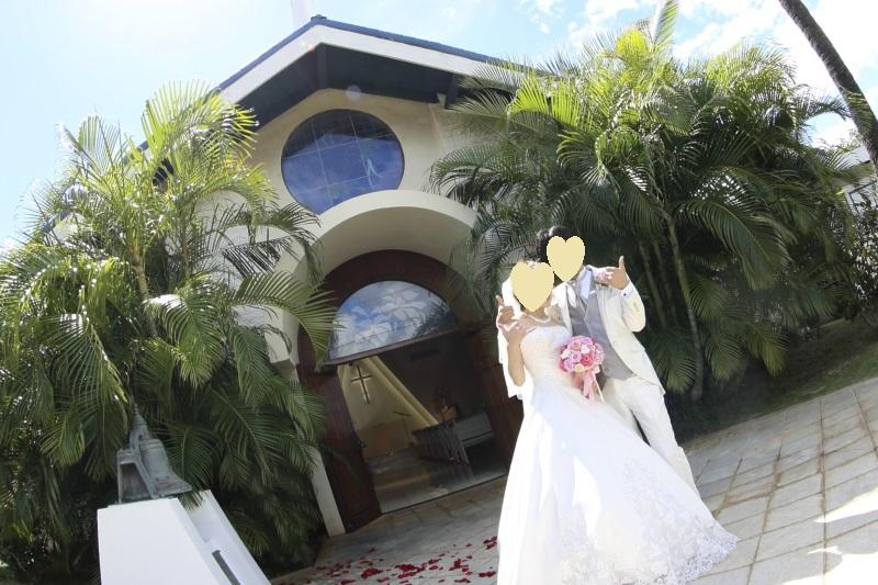 人気のハワイウェディング プリマリエ教会へ名古屋からお得に出発しよう!