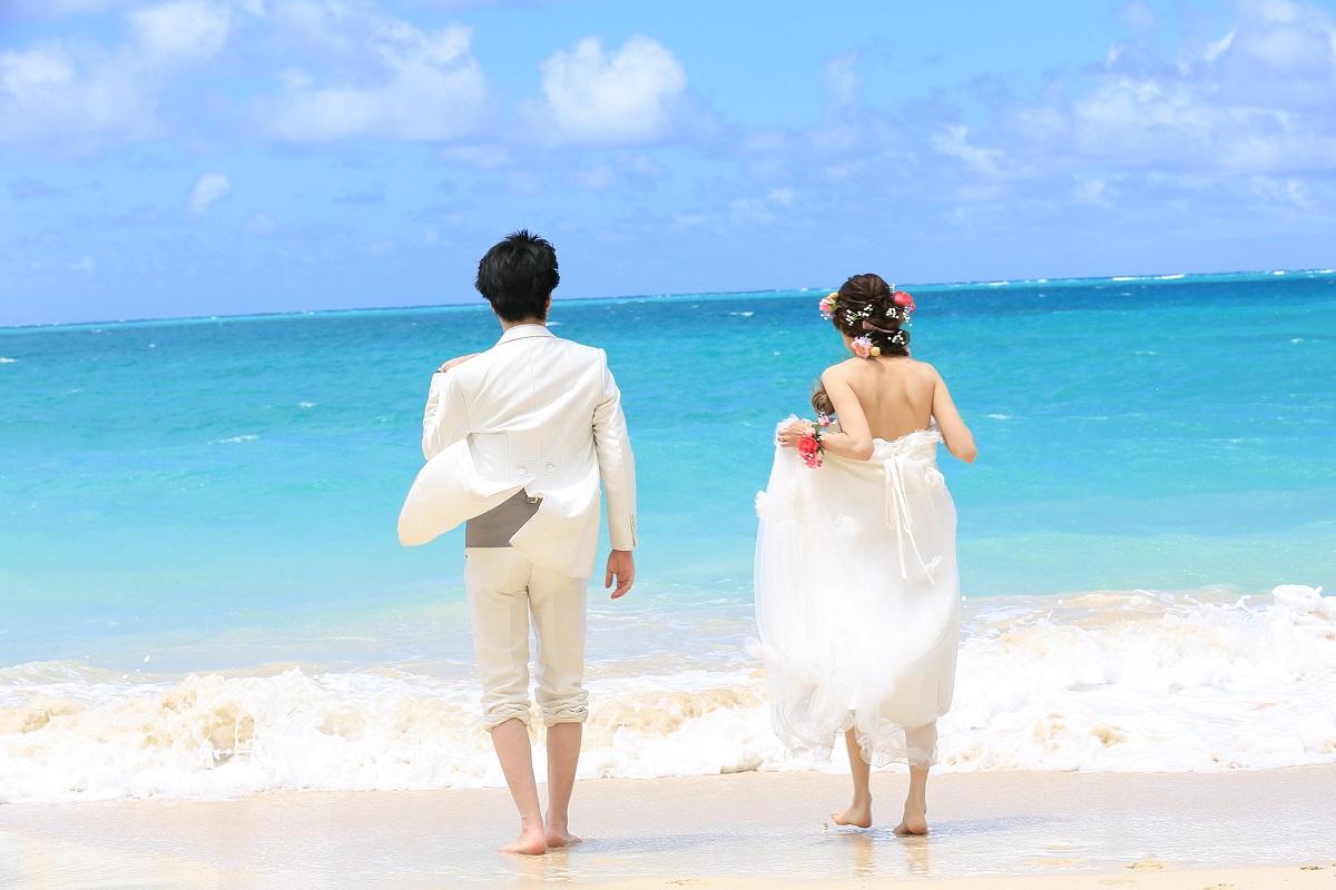 人気のハワイウェディングを名古屋からお得に出発しよう!